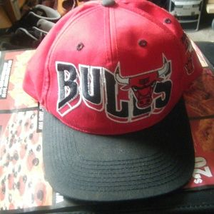 Official Licensed NBA Product  Chicago Bulls Hat